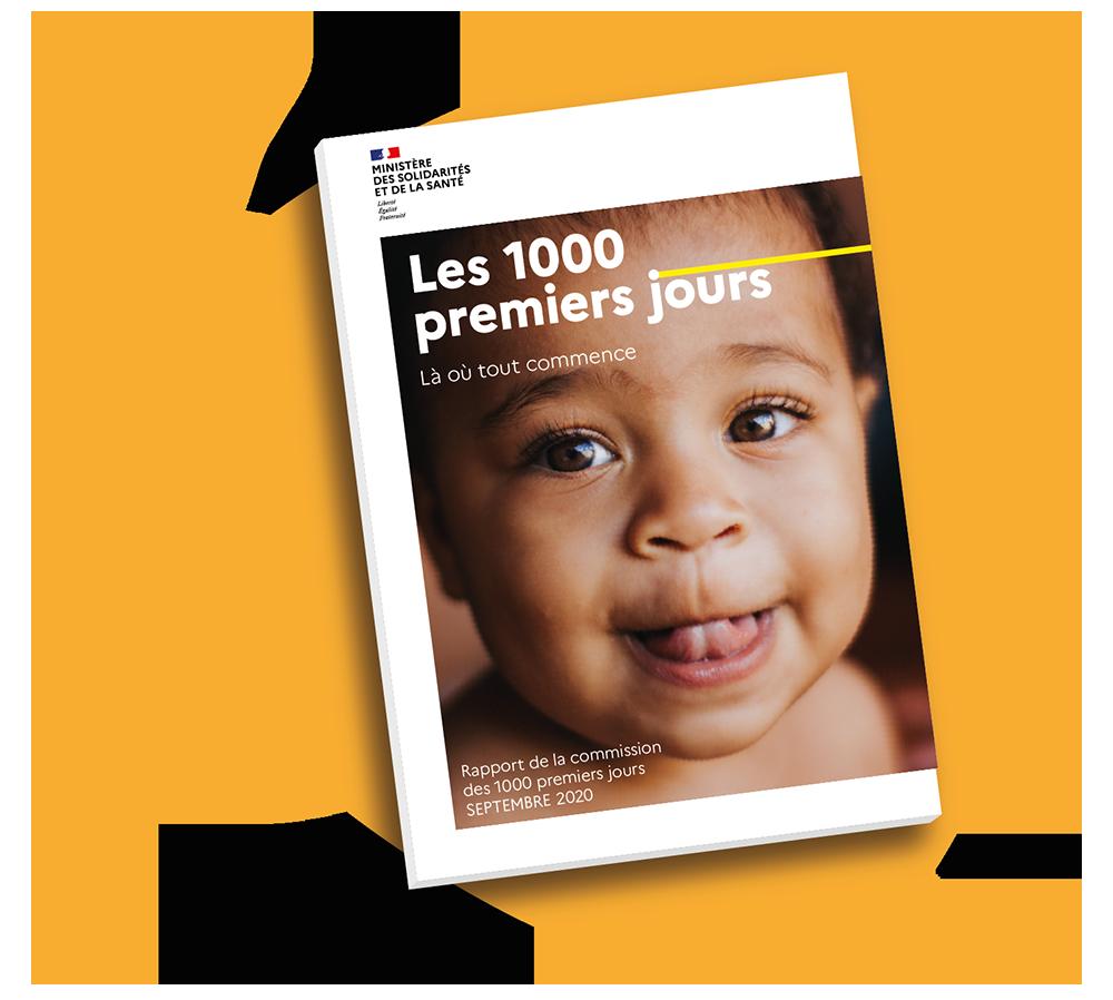Rapport les 1000 premiers jours - Isabelle Filliozat