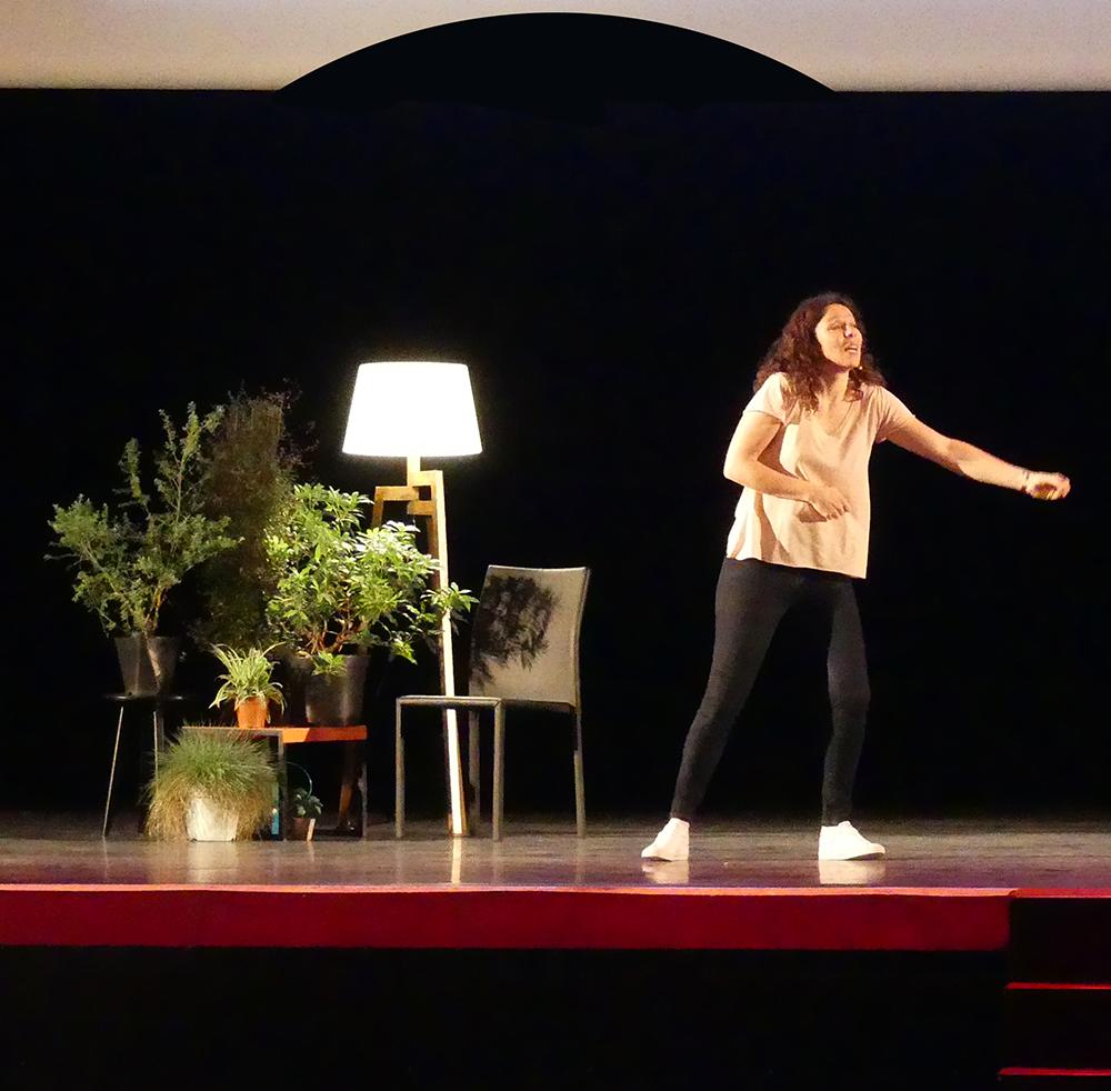 Caroline Terral - Intervention conférence - Isabelle Filliozat