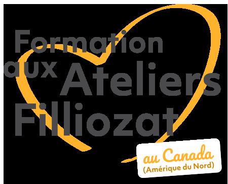 Bannière formation à l'animation en Amérique du Nord - Isabelle Filliozat