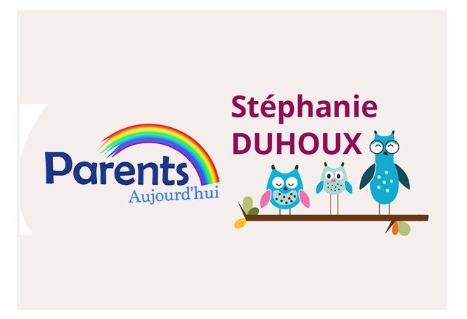 Logo Parents aujourd'hui + Stephanie Duhoux (AEE) - Isabelle Filliozat