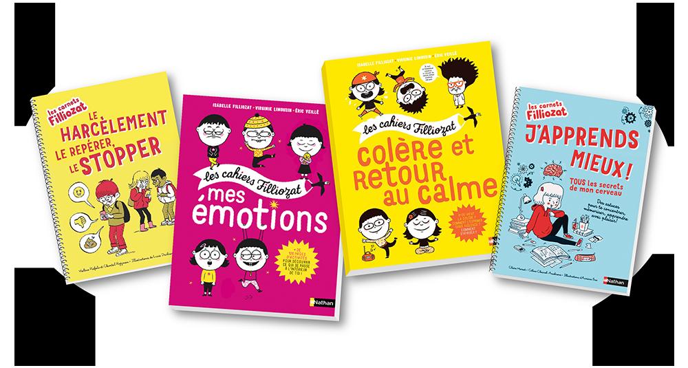 Livres enfants - Image site Isabelle Filliozat